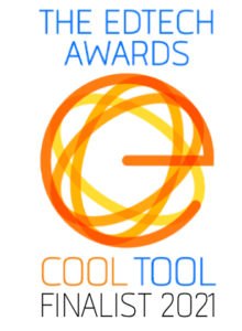 The EdTech Awards Cool Tool Finalist 2021